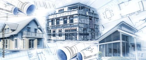 Fototapete Architektur - Gebäude - Poster - Aufkleber