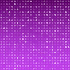 Circles purple technology pattern.