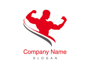 Logotype gym
