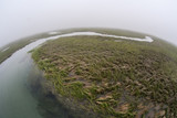 Channel in Wetlands