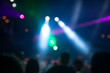 blurred disco party - 82409465