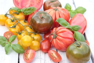 alte tomaten sorten historische
