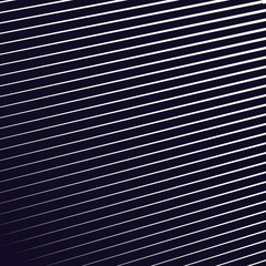 Abstract lined background, optical illusion style. Chaotic lines