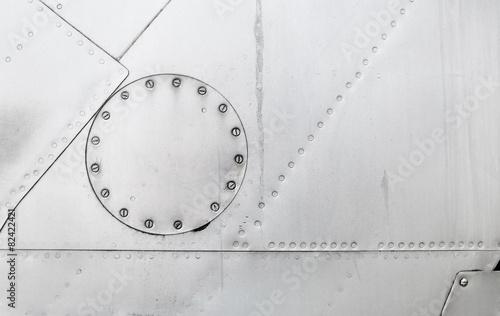 fototapeta na ścianę Metal tle