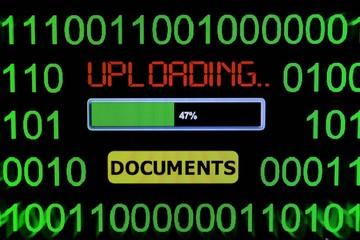 Upload documents