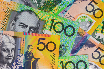 Australian Currency - One hundred and fifty dollar notes