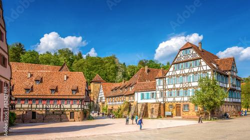 Leinwanddruck Bild Kloster Maulbronn
