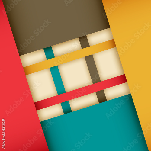 Abstract background. © miloart