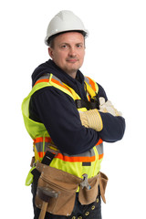 Worker male uniform