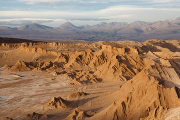 Valley of the Moon - Atacama Desert