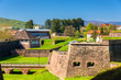 Walls of the fortress of Belfort - France - 82455491