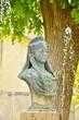 Leinwanddruck Bild - Une des fontaine de Die (Die / Drôme)