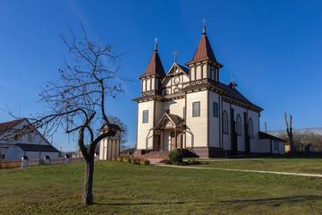 St. George's Church  in Polonechka, Belarus.