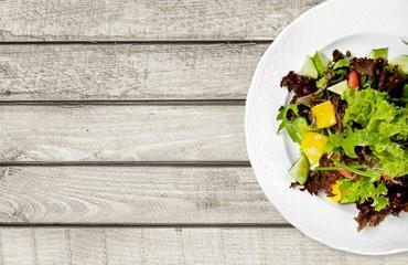 Salad. Salad