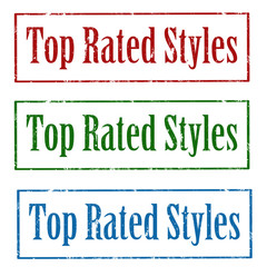 Top Rated Styles-stamps