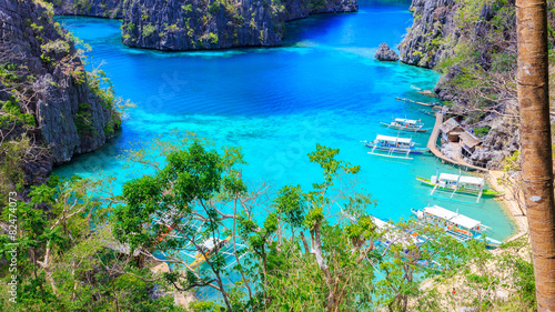 obraz lub plakat Wyspa Filipiny Coron
