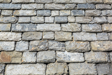 Detail of Rock Shingles