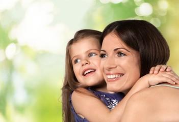 Mother. Mutter und Tochter