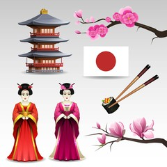Japanese set 3