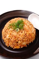キムチ焼き飯