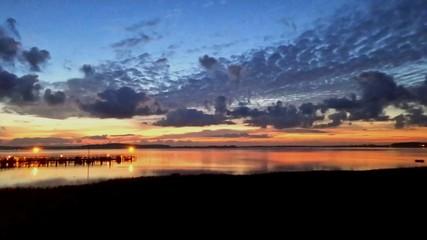 Stralsund am Abend