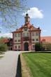 Leinwanddruck Bild - Schloss Altshausen