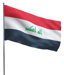 Iraq Flag Image