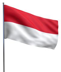 Indonesia Flag Image