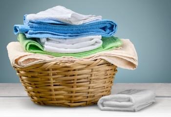 Laundry. Washing...
