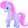 Obrazy na płótnie, fototapety, zdjęcia, fotoobrazy drukowane : Fairytale pony