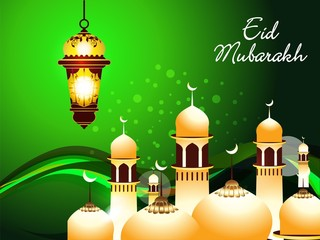 abstract eid background