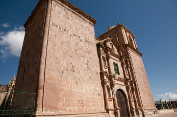 Santiago de Pupuja Church - Pucara