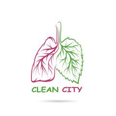 Ecology symbol design, vector illustration