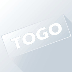 Togo unique button