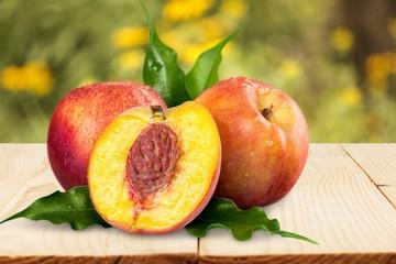 Peach. Peaches