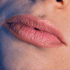 Lips girl