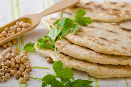 Lebanese bread, pita bread - 82503050