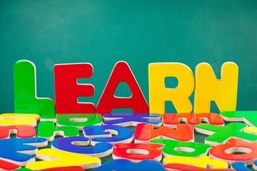 Preschool. Learning