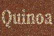 Text Quinoa - 82504648