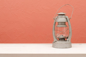 Old vintage lantern