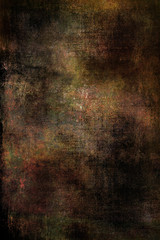 Art grunge background for horror themes and concepts.