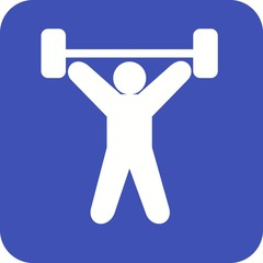 Weight Lifting Person