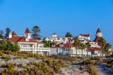 Victorian Hotel del Coronado on in San Diego