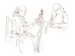 Linen manufacture