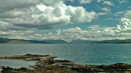 Kilchoan timelapse - Scotland