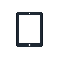 icon tablet screen