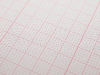 blank paper ecg electrocardiogram background, ekg