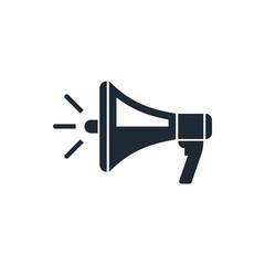 megaphone say icon