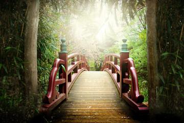 Japanische Brücke © Stefan Körber
