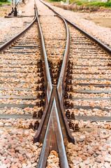 Cerco industrial de Peñarroya-Pueblonuevo IX, cruce de vías